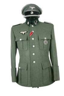 Professional replica ww2 uniform online supplier