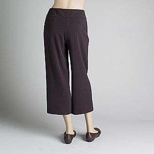 Slimming Solutions Crop Pants  Sag Harbor Clothing Womens Capris