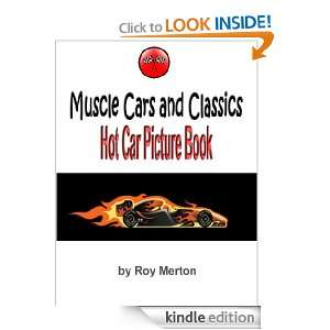 Muscle Cars and Classics   Hot Car Picture Book (Car Dreamer) [Kindle