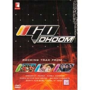 Go dhoom: Various actors, Song Compilation: Movies & TV