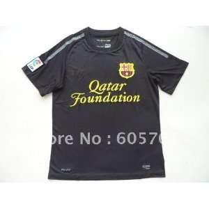 1pcs barcelona 11 12 away football soccer jersey shirt soccer jersey