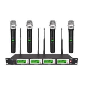 787H UHF Diversity Wireless Microphone System Musical Instruments