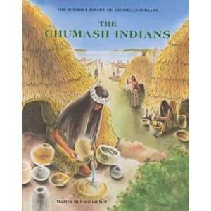 Chumash Indians (Jrs) (Junior Library of American Indians