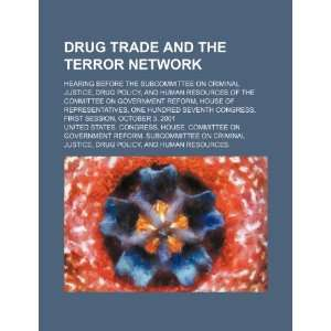 , Drug Policy (9781234198848) United States. Congress. House. Books
