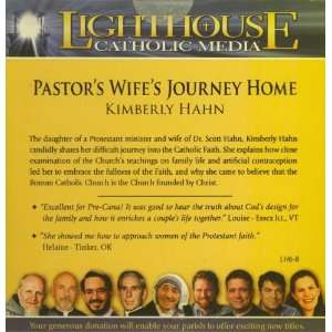 A Pastors Wifes Journey Home (Kimberly Hahn)   CD: Musical