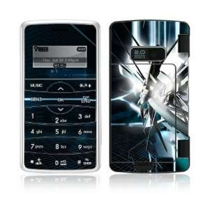 VX9100 Skin Decal Sticker Cover   Abstract Tech City