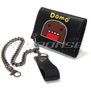 Domokun Domo Kun Wallet NHK TV Japan Mascot Anime NEW