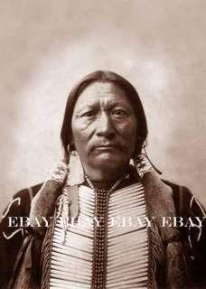 Buckskin Charlie Southern Ute Indian Chief Photo