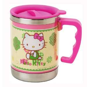 Hello Kitty Stainless Steel Mug Ecology