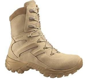 Bates Mens M 8 Tactical Desert Tan Boots   01450