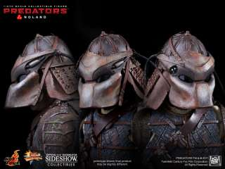 NOLAND FROM PREDATOR HOT TOYS FIGURE SIDESHOW PREDATORS