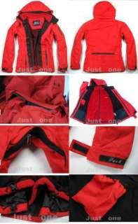 New Peak Womens Outdoor Waterproof Skiing Jacket+Fleece Jackets