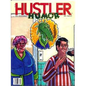 HUMOR 4/88 (APRIL 1988): HUSTLER HUMOR MAGAZINE:  Books