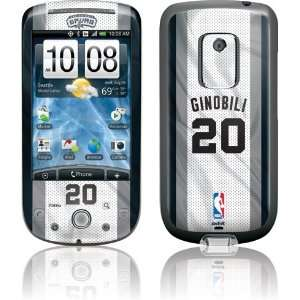 M. Ginobili   San Antonio Spurs #20 skin for HTC Hero