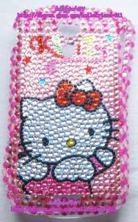 Hello Kitty Bling Diamond Case For Samsung Epic 4G Galaxy S #6