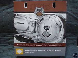 Harley Davidson 105th Ann. Derby Cover