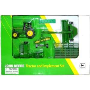 John Deere Tractor and Implement Set #5626 1/64 Scale: Everything Else
