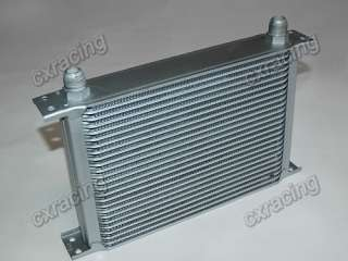 Universal 25 row 10 AN Engine/Transmission Oil Cooler