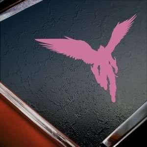 Tekken 6 Pink Decal Devil Jin PS3 Xbox 360 Window Pink Sticker