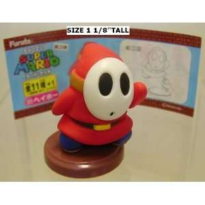 FURUTA SUPER MARIO BROS WII FIGURE SHY GUY