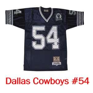 Randy White Dallas Cowboys #54 Sewn Jersey any size