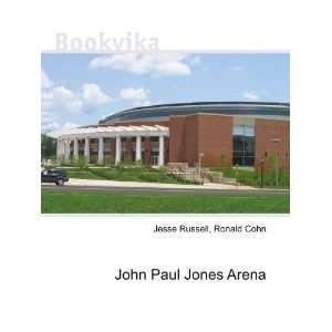John Paul Jones Arena Ronald Cohn Jesse Russell Books