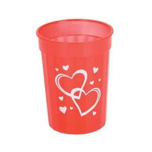 10 Oz 4 Valentine Day Cup Case Pack 72