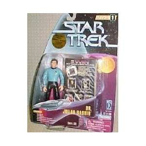 Star Trek Warp Factor Series Julian Bashir Everything Else