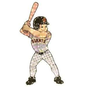 BSS   San Francisco Giants MLB Light Up Animated Player