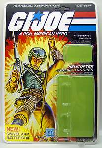 VINTAGE GI JOE ACTION FIGURE 1983 AIRBORNE 20 BACK EXPLOSION RESTO KIT