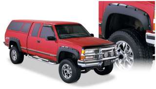 Pocket Fender Flares Bushwacker 1988 98 Chevy P/U 40919 02