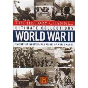 War Planes Of World War II [DVD] (Empires Of Industry