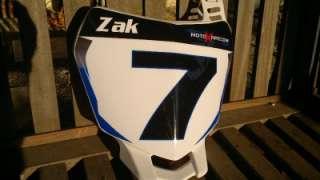 Full Custom Graphic Kit   STORM   Yamaha TTR 125