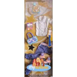 ON SCREEN FASHIONS Outfit MY SCENE GOES HOLLYWOOD (2005) Toys & Games