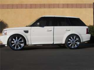 20 inch CHROME WHEEL & TIRE PACKAGE DEAL