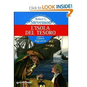 isola del tesoro (9788809742161) Robert L. Stevenson, J. James Books