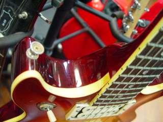 Vintage Ibanez Artist Solid Body Electric Guitar 1980 Sunburst Made in
