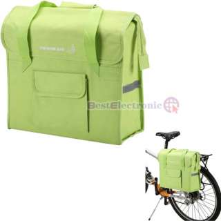 NEW 22L Bicycle Bike Cycling Sport Rear Bag Pannier