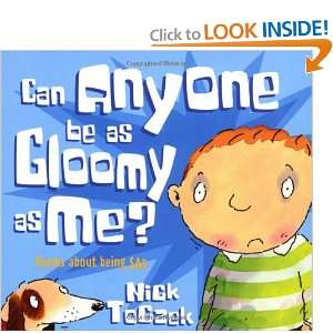Can Anyone Be As Gloomy As Me?: Poems About Being Sad (Poemotions