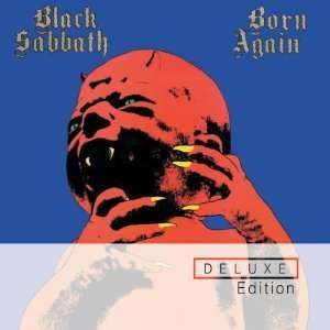 registered mail) BLACK SABBATH   BORN AGAIN 2CD DELUXE ED 2011