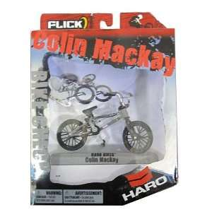 Flick Trix Finger Bike Haro Colin Mackay: Toys & Games