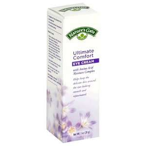 Natures Gate Ultimate Comfort Eye Cream with Amino Acid