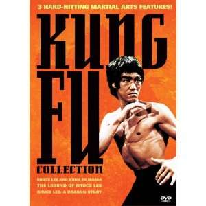 Bruce Lee Kung Fu Collection Bruce Lee Movies & TV