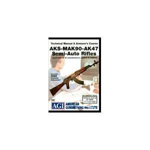 AKS MAK90 AK47 Semi Auto Rifles Armorers Course: Movies