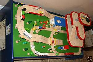 Plan Toys Garage : Plan toys play park