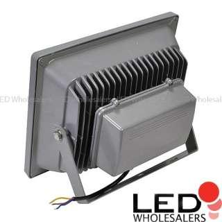 50 Watt High Power LED Waterpoof Outdoor Security Flood Light Fixture