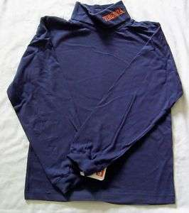 Virginia Cavaliers Kids Boys Turtleneck Shirt NWT 10/12