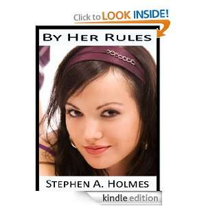 By Her Rules (Scams) Stephen Holmes Kindle Store
