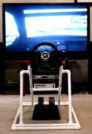 Steering Wheel Stand   for Logitech Driving Force GT
