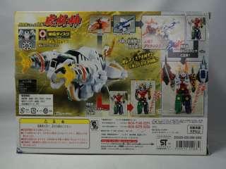 Power Rangers SHINKENGER DX SAMURAI MEGAZORD set of 5